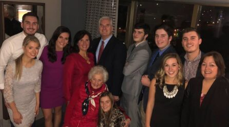 To know Tom Emmer, you have to know his family.